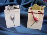 Favour bag and box